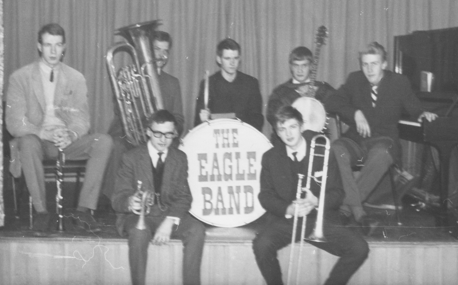 1961 The Eagle Band