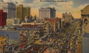 Mardi Gras, New Orleans